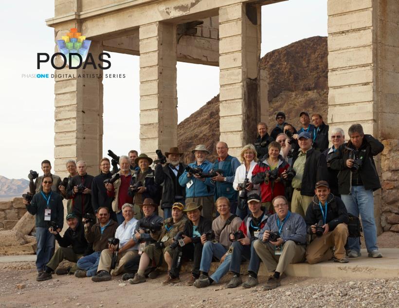 PODAS blog group shot
