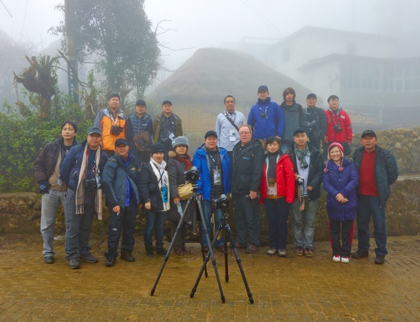The Chinese PODAS Workshop Group Picture,  January 2013