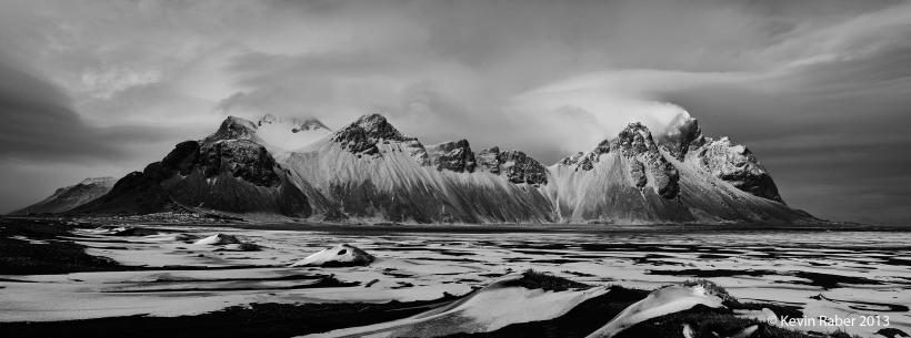 Shot in Stokksnes, Iceland IQ 260, 9 image stitch