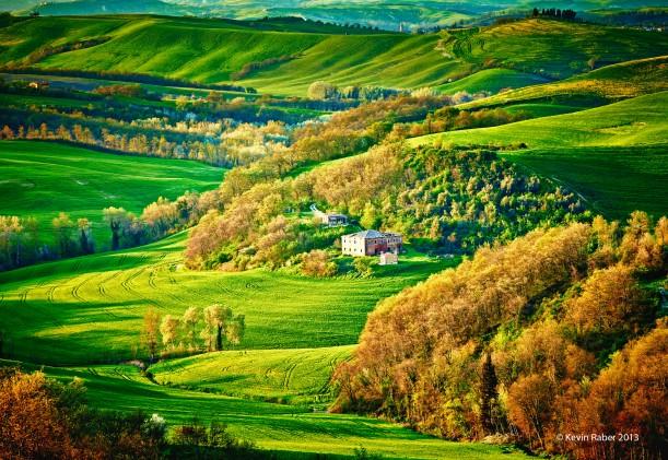 Tuscany Contryside