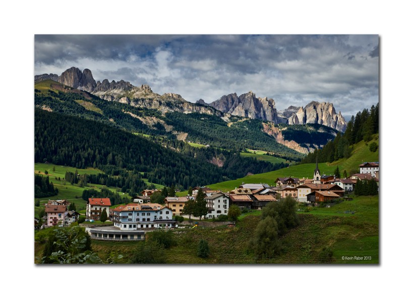 The Picture Definition Of The Dolomites